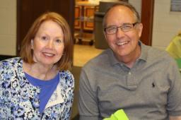Randy & Mary